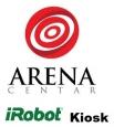 iRobot kiosk logo