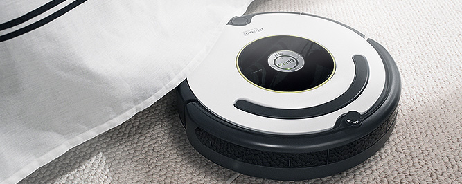 robotski sesalnik irobot roomba 615. Black Bedroom Furniture Sets. Home Design Ideas