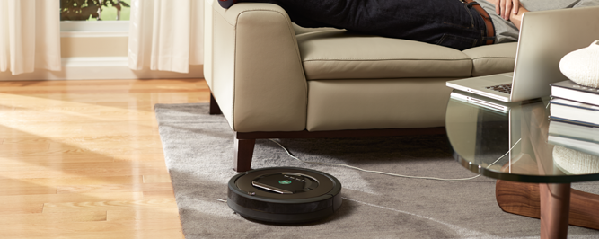 Roomba 866 Outlet banner