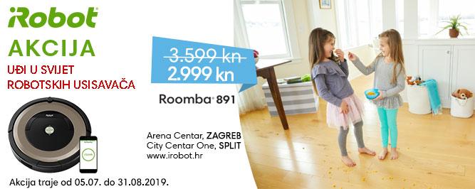 Roomba 891 banner