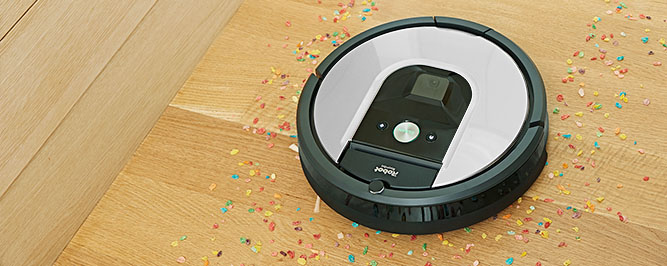 Roomba 971 Outlet banner