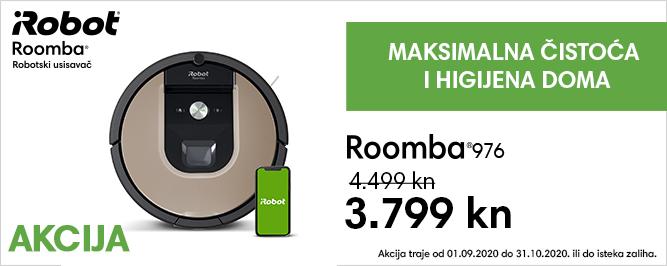 Roomba 976 banner