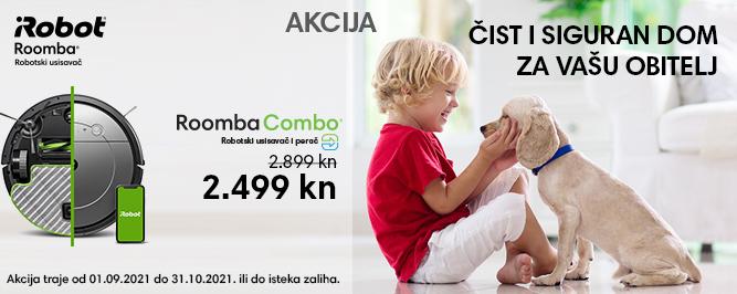 Roomba Combo banner