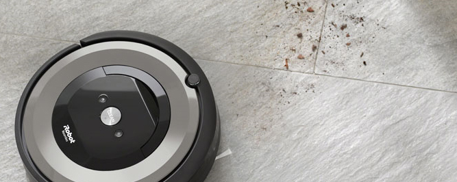 Roomba e5152 Outlet banner