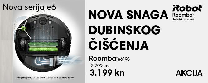 Roomba e6198 banner