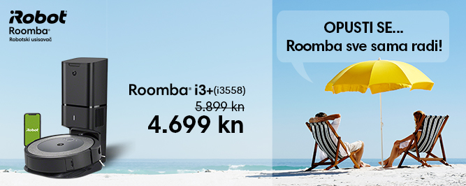Roomba i3+(i3558) banner