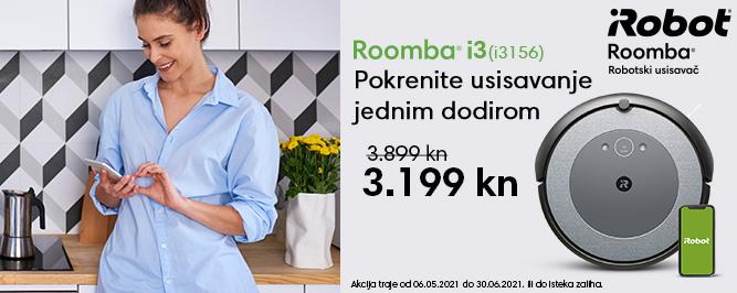Roomba i3(i3156) banner