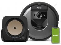 Roomba i7(i7158) & Braava jet m6123