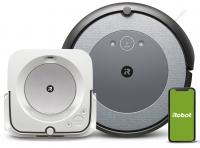 Roomba i3(i3158) & Braava jet m6
