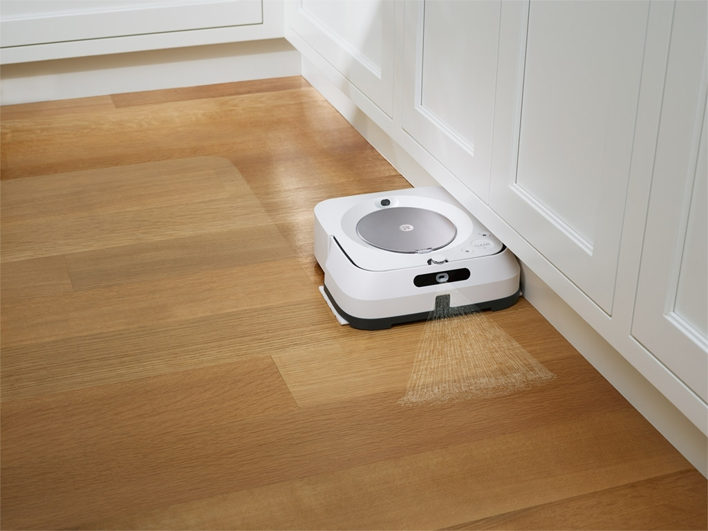 robot za brisanje poda