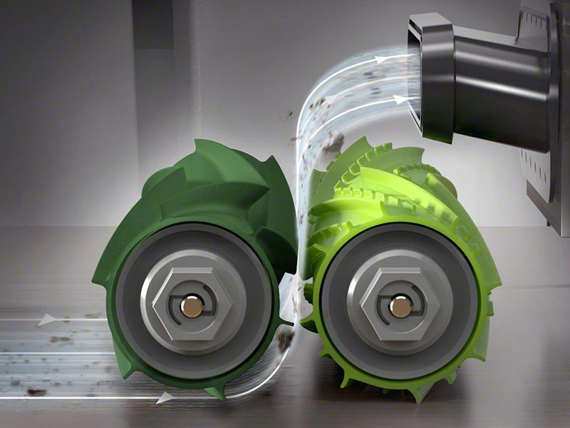 3-stopenjski sistem čiščenja